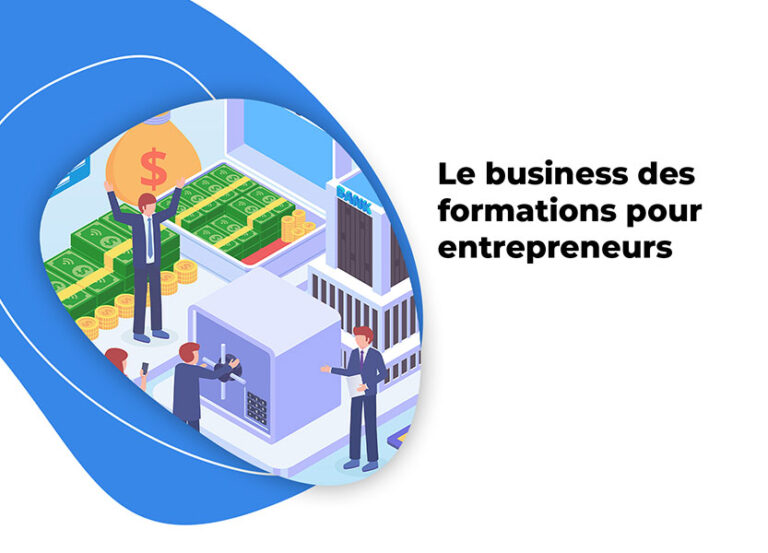 Le business de l'entrepreneuriat