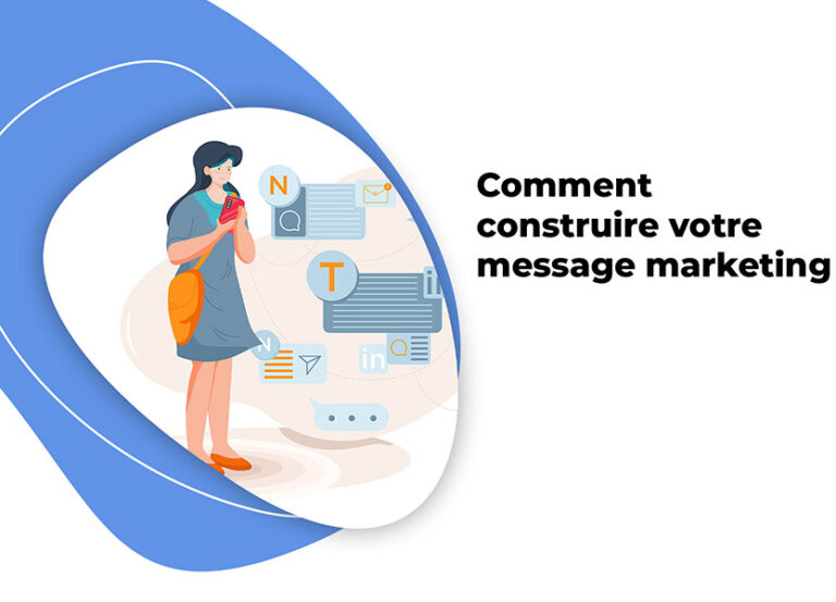 le message marketing